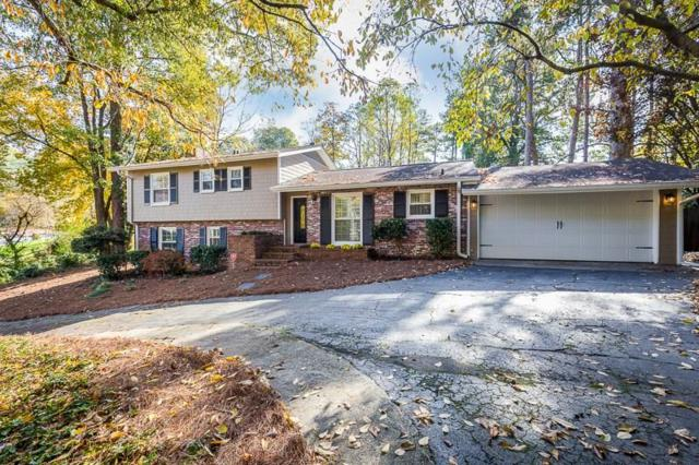 660 Carriage Drive, Atlanta, GA 30328 (MLS #6100829) :: Team Schultz Properties