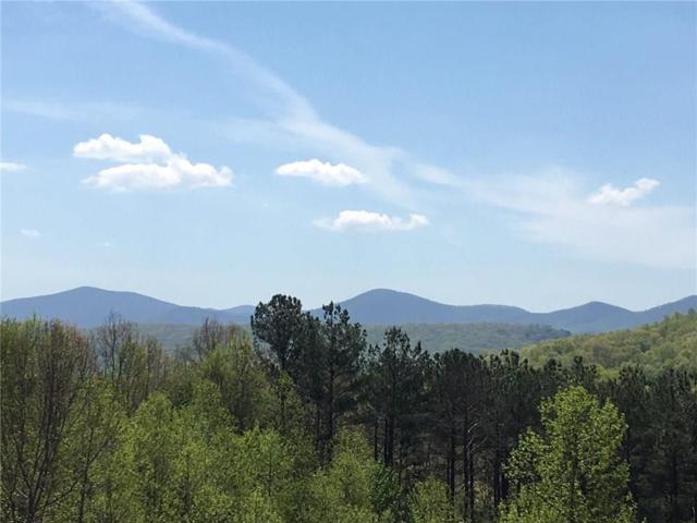 lot99 The Hills Lane, Blairsville, GA 30512 (MLS #6100852) :: RE/MAX Paramount Properties
