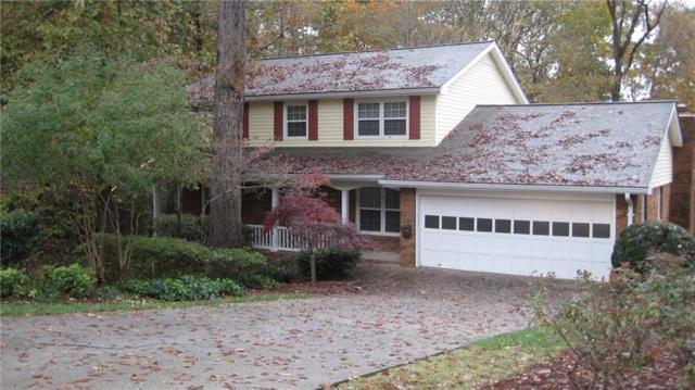 2550 Bentbrook Drive, Dunwoody, GA 30360 (MLS #6100894) :: Team Schultz Properties