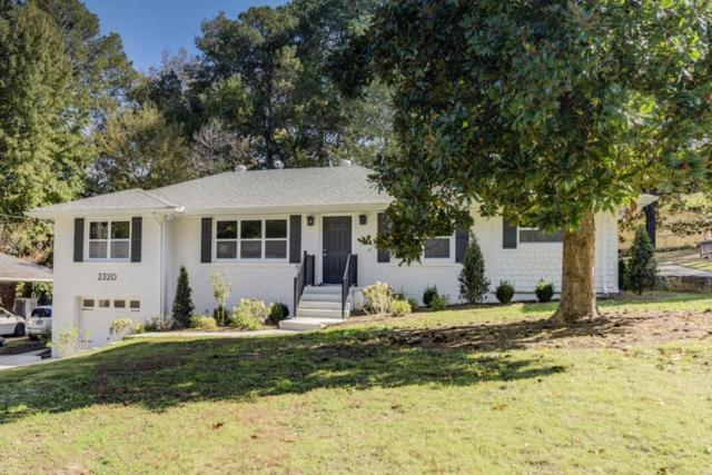 2320 Cloverdale Drive SE, Atlanta, GA 30316 (MLS #6100966) :: Five Doors Roswell | Five Doors Network