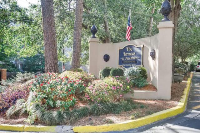 1 Biscayne Drive NW #506, Atlanta, GA 30309 (MLS #6101019) :: Charlie Ballard Real Estate