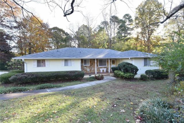 4165 S Berkeley Lake Road NW, Berkeley Lake, GA 30096 (MLS #6101085) :: North Atlanta Home Team