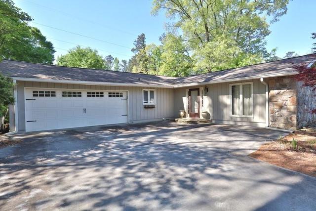 3576 High Green Drive, Marietta, GA 30068 (MLS #6101091) :: The Hinsons - Mike Hinson & Harriet Hinson