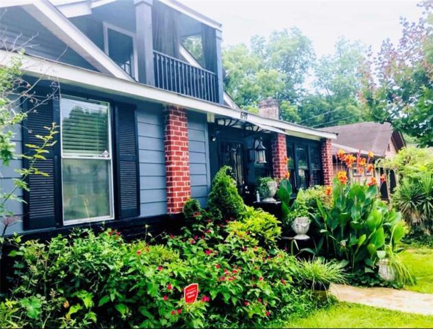 691 Florence Place NW, Atlanta, GA 30318 (MLS #6101119) :: Charlie Ballard Real Estate