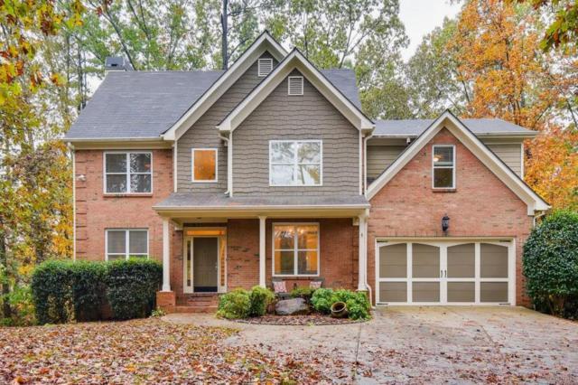 670 Sloan Road, Marietta, GA 30066 (MLS #6101125) :: Charlie Ballard Real Estate
