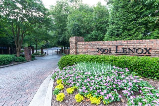 2901 Lenox Road NE #601, Atlanta, GA 30324 (MLS #6101145) :: Charlie Ballard Real Estate