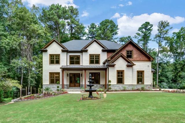 4311 Ashwoody Trail, Brookhaven, GA 30319 (MLS #6101148) :: Charlie Ballard Real Estate