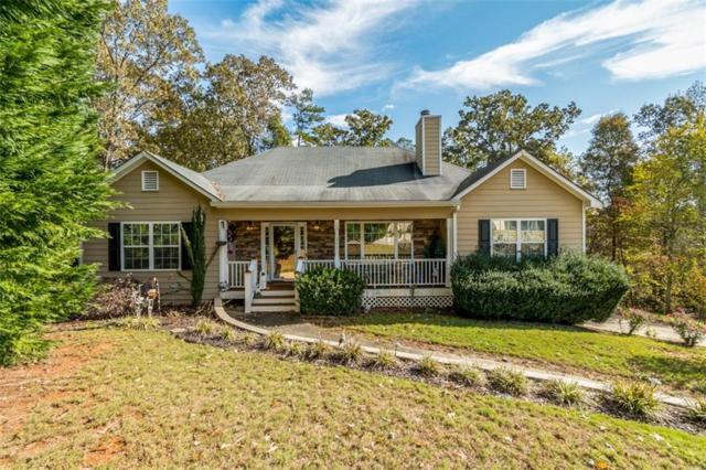 201 Oak Springs Lane, Dallas, GA 30132 (MLS #6101187) :: RE/MAX Paramount Properties