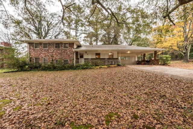 891 Chesterfield Drive, Marietta, GA 30066 (MLS #6101338) :: RE/MAX Prestige