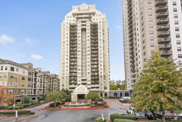 799 Hammond Drive #303, Atlanta, GA 30328 (MLS #6101339) :: Charlie Ballard Real Estate