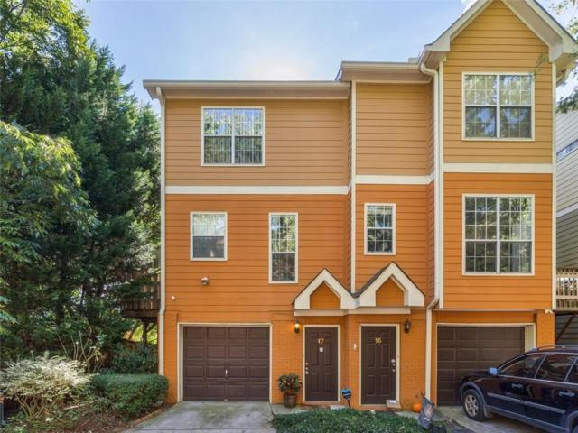 1124 Dekalb Avenue NE #17, Atlanta, GA 30307 (MLS #6101371) :: The Zac Team @ RE/MAX Metro Atlanta