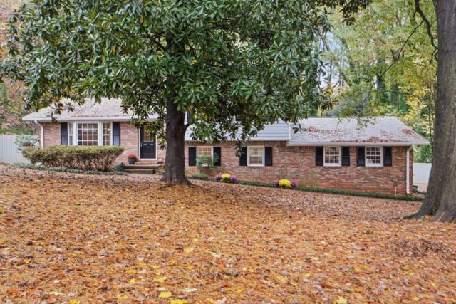 825 Fern Street NE, Marietta, GA 30067 (MLS #6101430) :: Team Schultz Properties