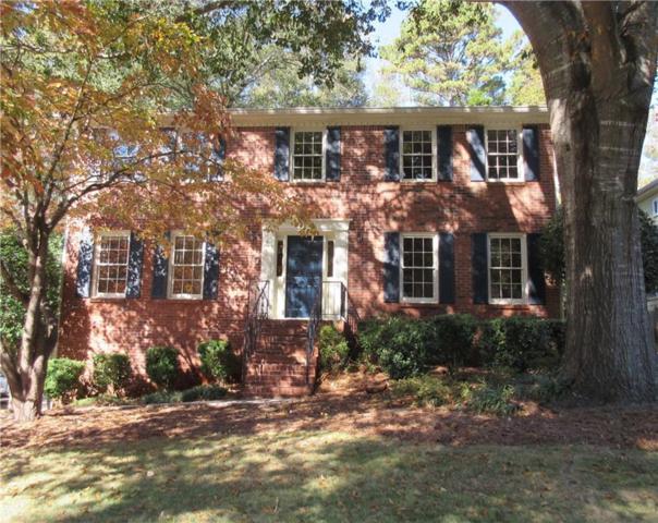 1117 Saybrook Circle NW, Lilburn, GA 30047 (MLS #6101473) :: RE/MAX Paramount Properties