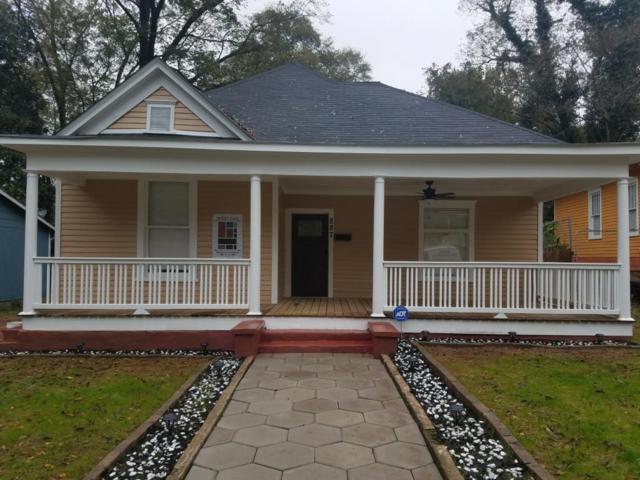 887 Beecher Street SW, Atlanta, GA 30310 (MLS #6101486) :: The Hinsons - Mike Hinson & Harriet Hinson