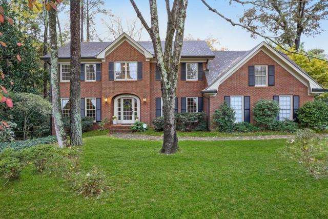 7000 Wycombe Road, Sandy Springs, GA 30328 (MLS #6101516) :: The Russell Group
