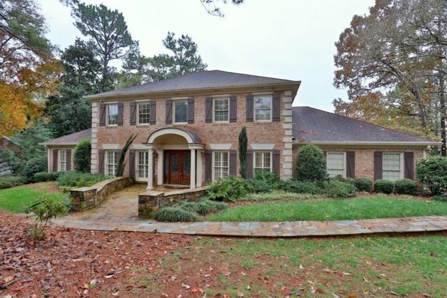 8930 Ridgemont Drive, Sandy Springs, GA 30350 (MLS #6101528) :: The Russell Group