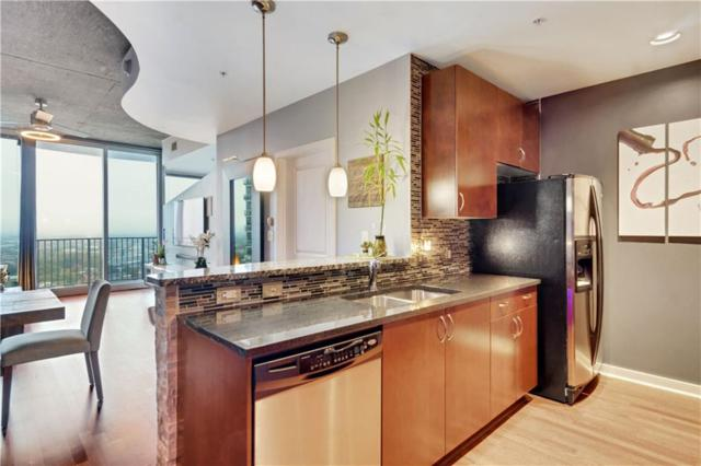 400 W Peachtree Street NW #2402, Atlanta, GA 30308 (MLS #6101531) :: RE/MAX Paramount Properties