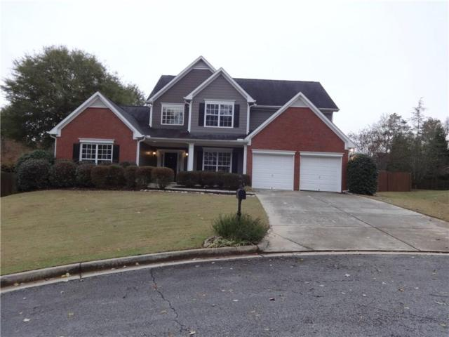 819 Little Creek Court, Canton, GA 30114 (MLS #6101532) :: Path & Post Real Estate