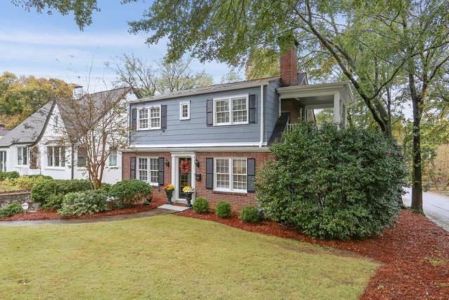 884 Barnett Street NE, Atlanta, GA 30306 (MLS #6101567) :: RE/MAX Paramount Properties