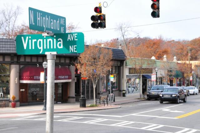 760 Virginia Circle B, Atlanta, GA 30306 (MLS #6101692) :: RE/MAX Paramount Properties
