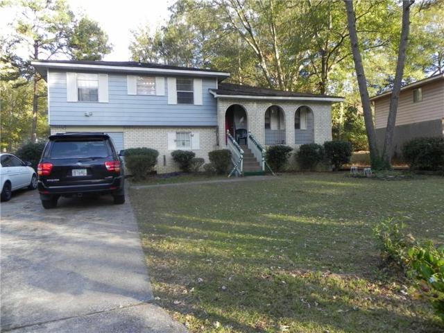 6665 Buckhurst Trail, Atlanta, GA 30349 (MLS #6101874) :: RE/MAX Paramount Properties