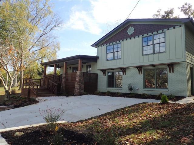 282 Montgomery Street NE, Marietta, GA 30060 (MLS #6101891) :: RE/MAX Paramount Properties