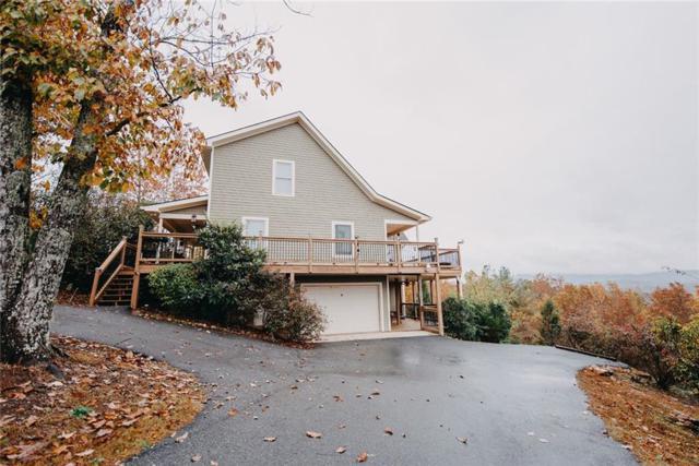 155 Ivy Trail, Clarkesville, GA 30523 (MLS #6101935) :: Five Doors Roswell | Five Doors Network