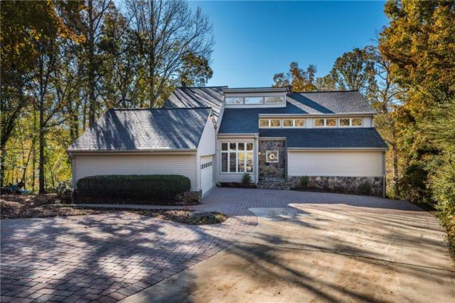 9250 Four Mile Creek Road, Gainesville, GA 30506 (MLS #6101946) :: The Russell Group