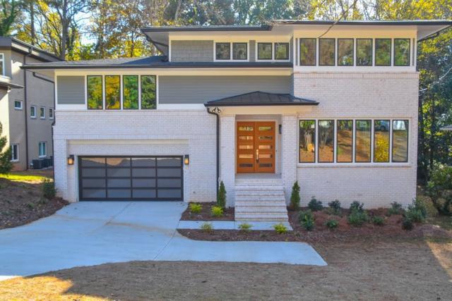 1303 Citadel Drive NE, Atlanta, GA 30324 (MLS #6101971) :: Kennesaw Life Real Estate