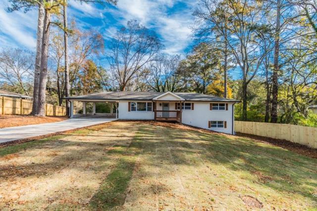 3366 Sanford Drive, Marietta, GA 30066 (MLS #6102042) :: The Russell Group