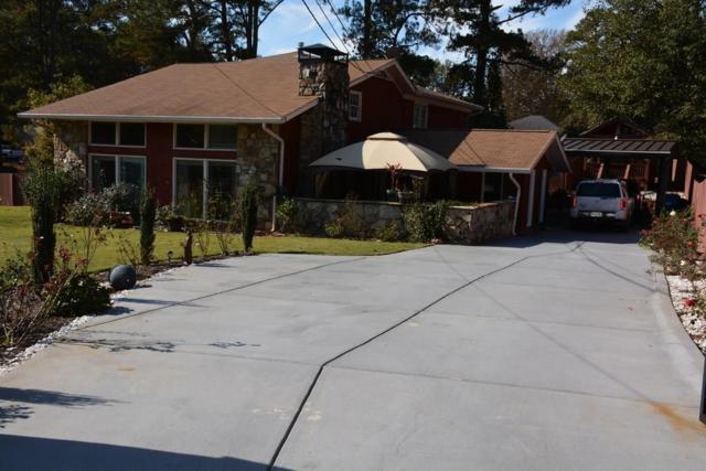 4288 Bradley Drive, Austell, GA 30106 (MLS #6102154) :: North Atlanta Home Team