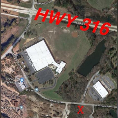 0 Barrow Industrial Parkway, Auburn, GA 30011 (MLS #6102181) :: Hollingsworth & Company Real Estate