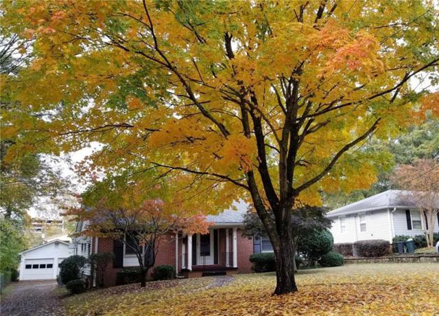 643 Etowah Drive NE, Marietta, GA 30060 (MLS #6102210) :: RE/MAX Paramount Properties