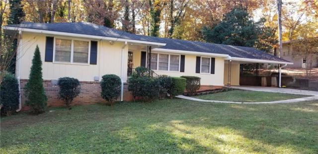 4243 Abingdon Drive, Stone Mountain, GA 30083 (MLS #6102246) :: The Zac Team @ RE/MAX Metro Atlanta