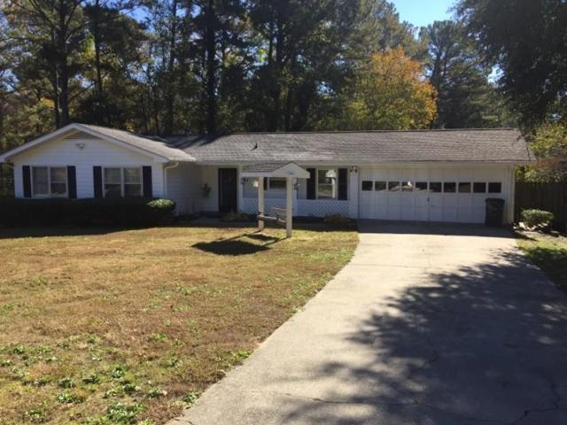 2884 Melissa Court, Snellville, GA 30078 (MLS #6102249) :: RE/MAX Paramount Properties