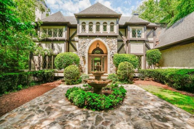 310 Green Park Court, Sandy Springs, GA 30327 (MLS #6102305) :: The Hinsons - Mike Hinson & Harriet Hinson