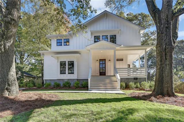 115 Martha Avenue NE, Atlanta, GA 30317 (MLS #6102320) :: The Hinsons - Mike Hinson & Harriet Hinson