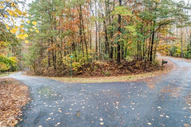 16 17 & 18 Ridge Rd Lots Road, Ellijay, GA 30540 (MLS #6102322) :: North Atlanta Home Team