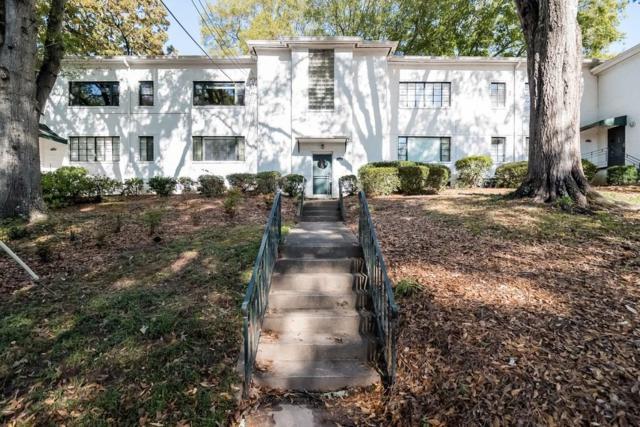 1360 Briarwood Drive NE #3, Atlanta, GA 30306 (MLS #6102387) :: The Hinsons - Mike Hinson & Harriet Hinson