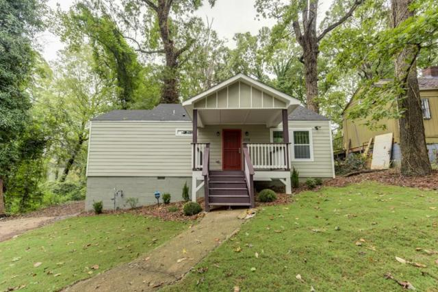 1078 Peeples Street SW, Atlanta, GA 30310 (MLS #6102443) :: The Hinsons - Mike Hinson & Harriet Hinson