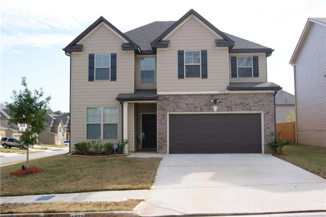 4900 Rapahoe Trail #49, Atlanta, GA 30349 (MLS #6102466) :: North Atlanta Home Team