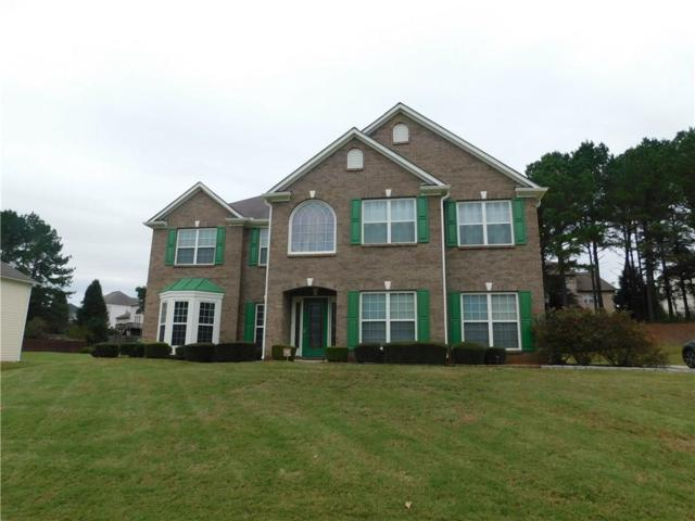 1370 Fall River Drive, Conyers, GA 30013 (MLS #6102502) :: Iconic Living Real Estate Professionals
