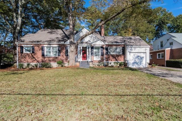 2422 N Decatur Road, Decatur, GA 30033 (MLS #6102516) :: RE/MAX Paramount Properties