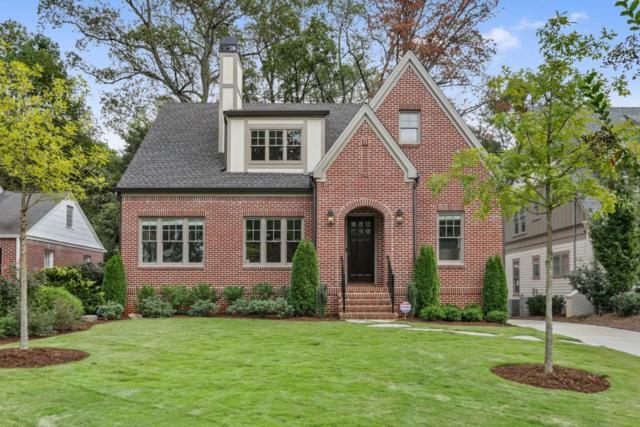1361 Middlesex Avenue NE, Atlanta, GA 30306 (MLS #6102533) :: The Hinsons - Mike Hinson & Harriet Hinson