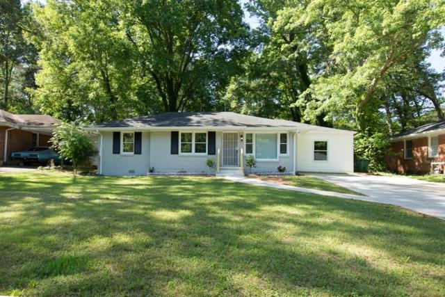 2805 Mitchell Drive, Decatur, GA 30032 (MLS #6102548) :: The Hinsons - Mike Hinson & Harriet Hinson