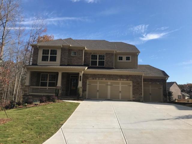 1174 Smithwell Point, Kennesaw, GA 30152 (MLS #6102585) :: RCM Brokers