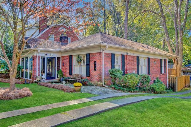 675 Amsterdam Avenue NE, Atlanta, GA 30306 (MLS #6102683) :: Dillard and Company Realty Group