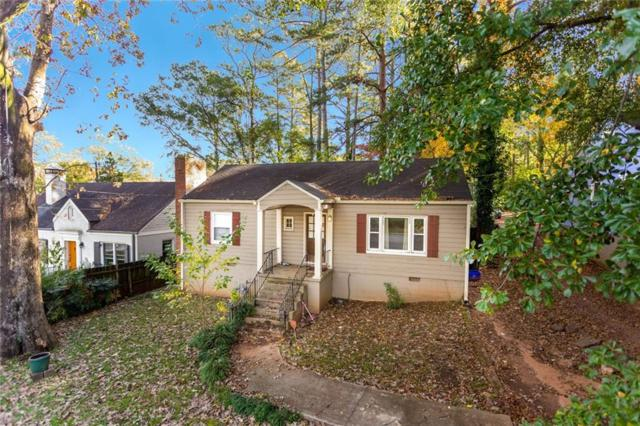 1022 S Candler Street, Decatur, GA 30030 (MLS #6102803) :: The Hinsons - Mike Hinson & Harriet Hinson