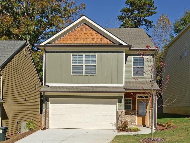3361 Hickory Grove Road NW, Acworth, GA 30101 (MLS #6102956) :: North Atlanta Home Team