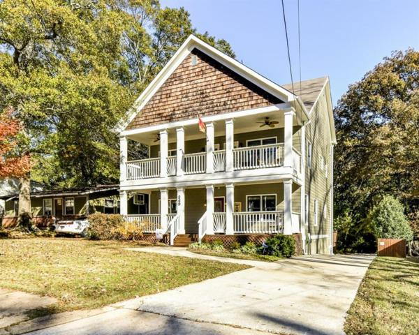 249 Rockyford Road NE, Atlanta, GA 30317 (MLS #6103012) :: The Hinsons - Mike Hinson & Harriet Hinson